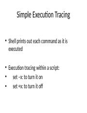 Simple Execution Tracing.pptx