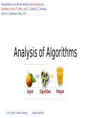 03 Analysis of Algorithms.pptx