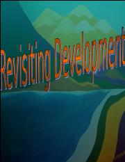 Revisiting Development.ppt