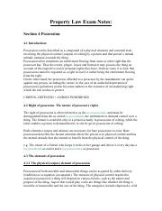 Property Law Exam Notes 4.pdf