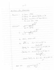 Lecture 3 - Shear and moment diagrams