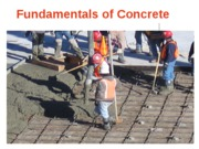 Fundamentals of Concrete2010