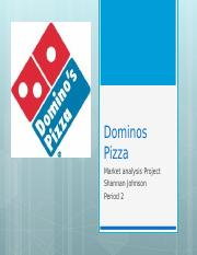 sjohnsondominospizza.ppt