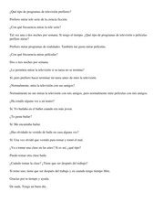 Spanish SPeaking A comunicarnos ch. 13