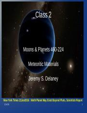 Class+2_Materials+of+meteorites_planets_2016.pptx