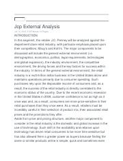 Jcp External Analysis.docx