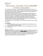 Disc Wk 9 -6050  Rubric:Submission.docx