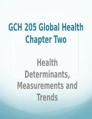 GCH 205.Chapter 2.GH101.2016