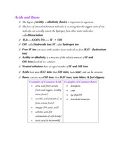 Worksheets 1000 Unbalanced Chemical Equation write the unbalanced chemical equation using chemistry chm1025 1 pages acids and bases 2