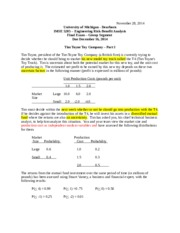 IMSE_5205_Final Exam_Group Segment_Fall_2014