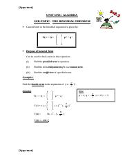 MTH404 WK_2_Bi_Theorem general term.doc