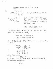 Introduction to Mathematical Finance Homework 3
