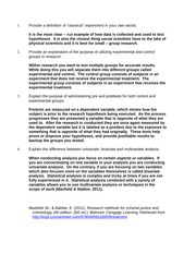 unit 5 assingment Career research assignment sheet good 5 activity #5 - find and print one classified ad from the internet for each of the careers knowledge of this career unit.