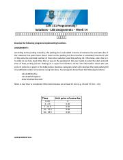 Solutions - LabAssignments-week14.docx