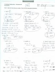 Precalculus 441 Solving Trigonometric Equations Worksheet Answer Key besides  moreover Solving Trigonometric Equations Worksheet New Trig Functions Chart besides Solving Trigonometric Equations Worksheet Answers Math Derivative Of as well 4 9 Solving Trig Equations Using the Pythagorean also  further Solved  Worksheet Trig Equations In Degrees Find The Value additionally Solving Trigonometric Equations – She s Math besides Trig Equations worksheet 5 1 Name  Solve for 0≤x also Right Triangle Trigonometry Worksheet Answers 22 Inspirational additionally  as well Solving Trig Equations Worksheet   Homedressage also  besides Solve Trig Equations Worksheet To Solving Trig Equations Worksheet likewise Solving Trigonometric Equations Worksheet   Homedressage together with . on solving trigonometric equations worksheet answers