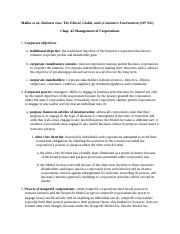Mallor - Chap 43 - Management of Corporations - Student version 7-15-15 (2)