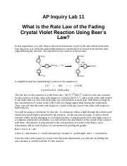 11 Rate Law Crystal Violet (1).docx