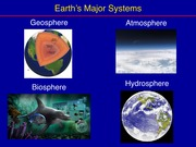 2. Earth Systems