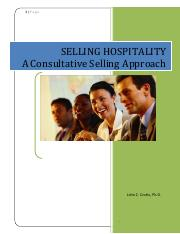 SELLING HOSPITALITY A Consultative Selling Approach _2017_.pdf