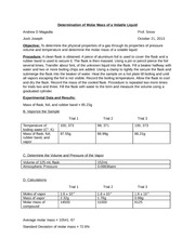 lab report synthesis and determination empirical formula m Study sheet for chem 1361 final exam i will select ten of the following questions for your lab final  what metal did we use for the empirical formula determination.