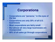 corporations ppt
