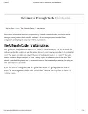 The Ultimate Cable TV Alternatives _ Grounded Reason.pdf