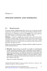 Chapter2-SpecificationsAndModeling