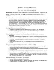 MGMT 421 Final Exam Study Guide (3).doc