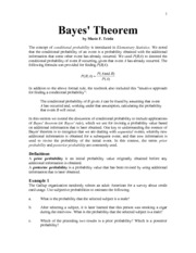 Material- Bayes_Triola