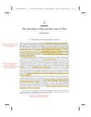 McMahan, Jeff - 'The Morality of War and the Law of War'.pdf