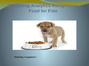 Marketing Analytics Assignment-
