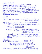 Test Solution on Solving quadratic equations and graphing