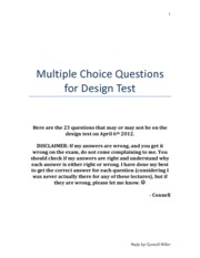 how to study for a multiple choice law exam