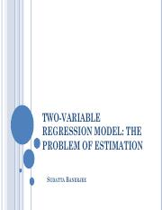 TWO-VARIABLE REGRESSION MODEL.pdf