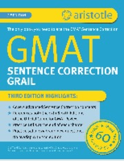 GMAT-Sentence-Correction-Grail-3rd-ed-Sample