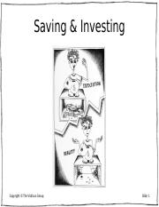 05 Student_Savings and Investing