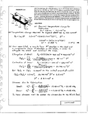 108_Mechanics Homework Mechanics of Materials Solution