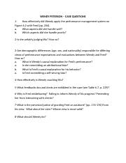 Wendy Peterson case questions.docx