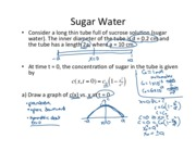 32. Sugar Water Annotated