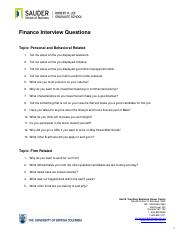 Finance Interview Questions.pdf