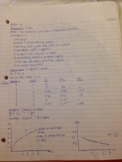Econ 114 Notes- Producers