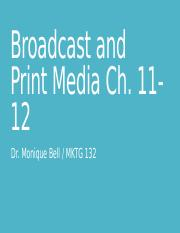 Ch 11-12 Broadcast and Print Media (1).pptx