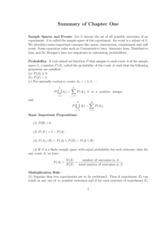 Midterm Exam Review Solution on Probability and Statistics 1