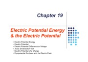 Lecture 14 - Electric_Potential_Energy_and_the_Electric_Potential