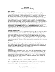 Introduction to Hashing.pdf