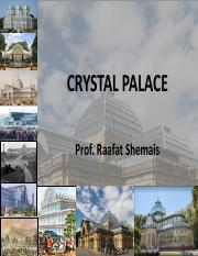 crystal palace - final