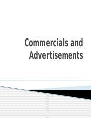 Commercials and Advertisements-2.pptx