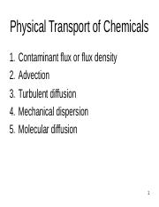 1.4 and 1.5 physical transport.ppt