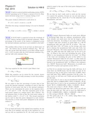 PHYS 21 Fall 2014 Homework 8 Solutions