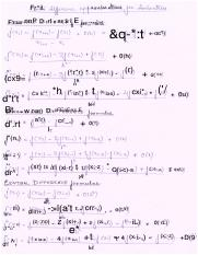 Lec-4.1 Finite difference formulae